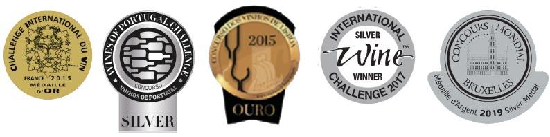 Medalhas Quinta de São Sebastião